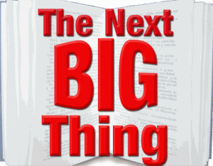 It's my birthday! + The Next Big Thing Award (2/4)