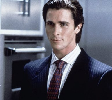 SOURCE: http://amandachaan.wordpress.com/2013/01/14/patrick-bateman-2/