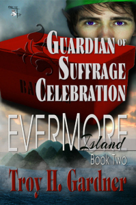 Guardian of Suffrage Celebration - Evermore Island 333x500