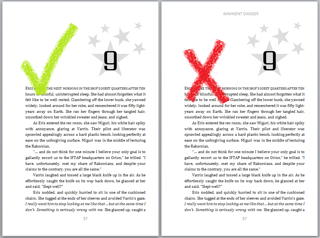 How To Make A Book Cover Look Professional : Ways to make your self published book look more